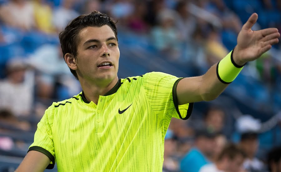 Taylor Fritz unhappy with ATP Cup