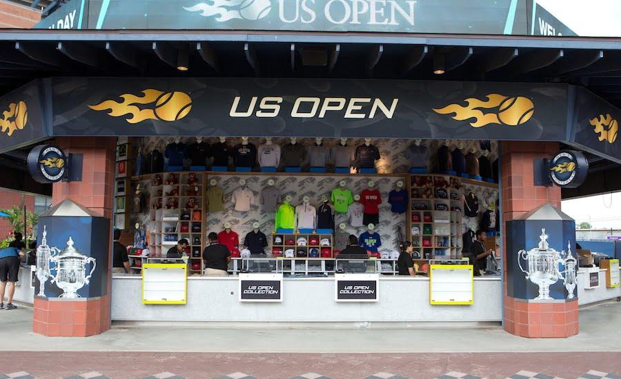 US Open shop