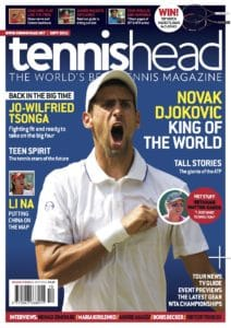 tennishead 2011 issue 4 cover