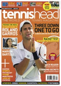 tennishead 2012 issue 2 cover