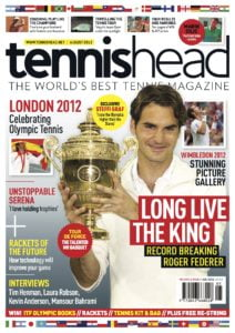 tennishead 2012 issue 4 cover