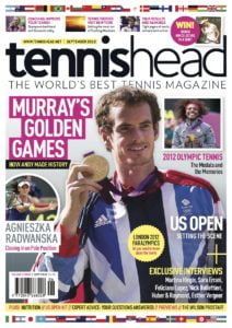tennishead 2012 issue 5 cover