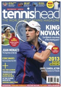 tennishead 2012 issue 7 cover