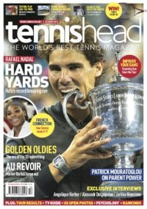tennishead 2013 issue 5 cover