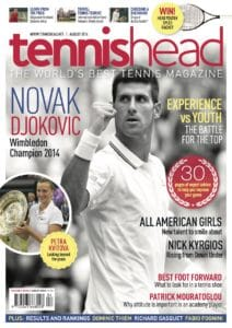tennishead 2014 issue 4 cover