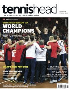 tennishead 2015 issue 6 cover