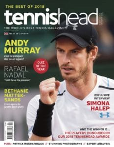 tennishead 2018 issue 4 cover