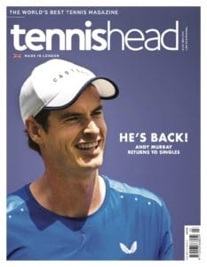 tennishead 2019 issue 3 cover
