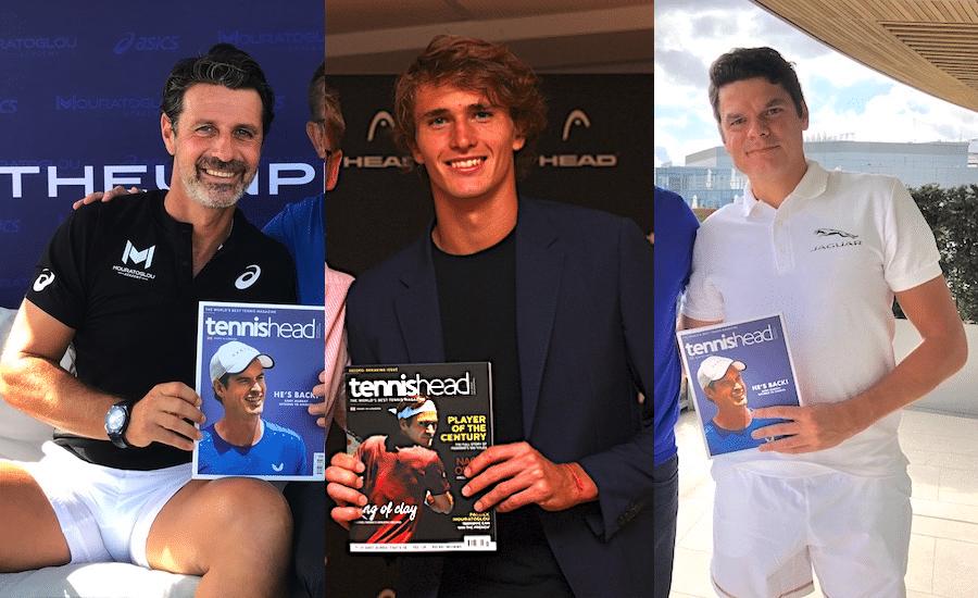 tennishead magazine fans abous us