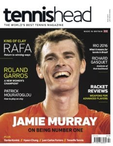 tennishead 2016 issue 2 cover