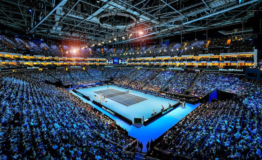 ATP Tour Finals at the O2