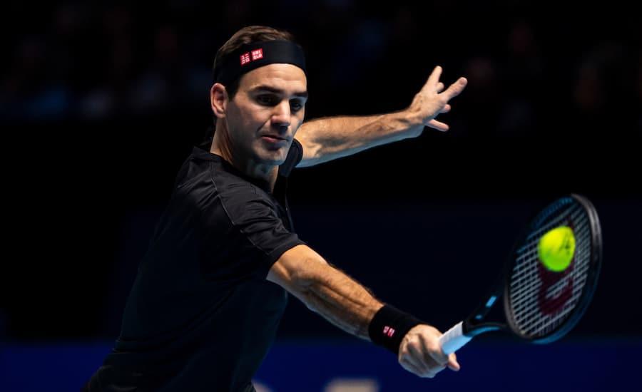 Roger Federer 2020 schedule