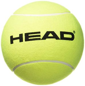 Head giant inflattable tennis ball