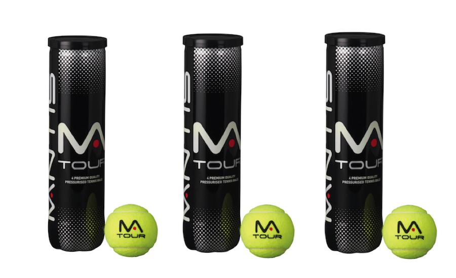 Mantis ITF Tour ball