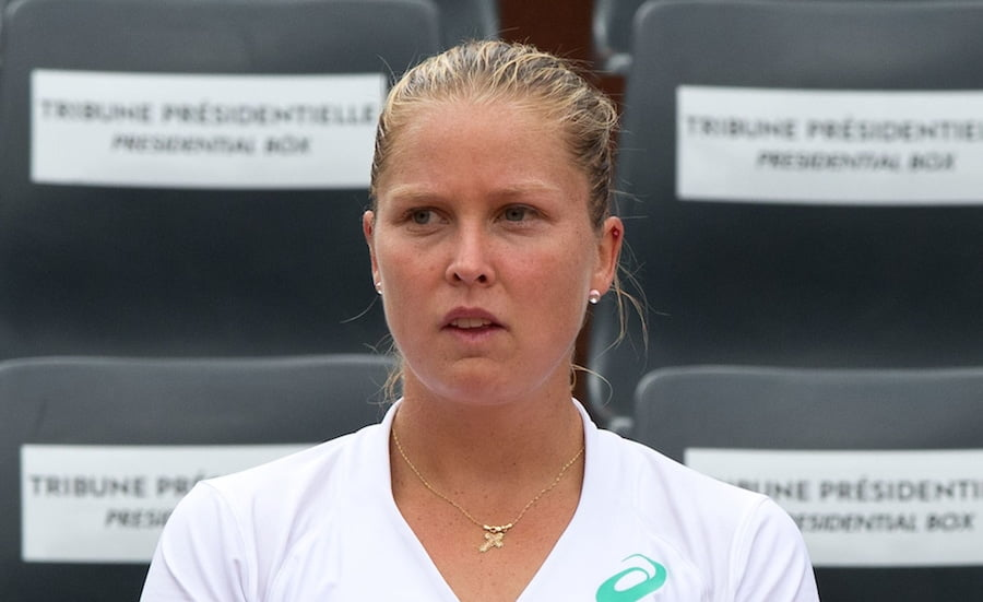 Shelby Rogers on the pain of injury in tennis