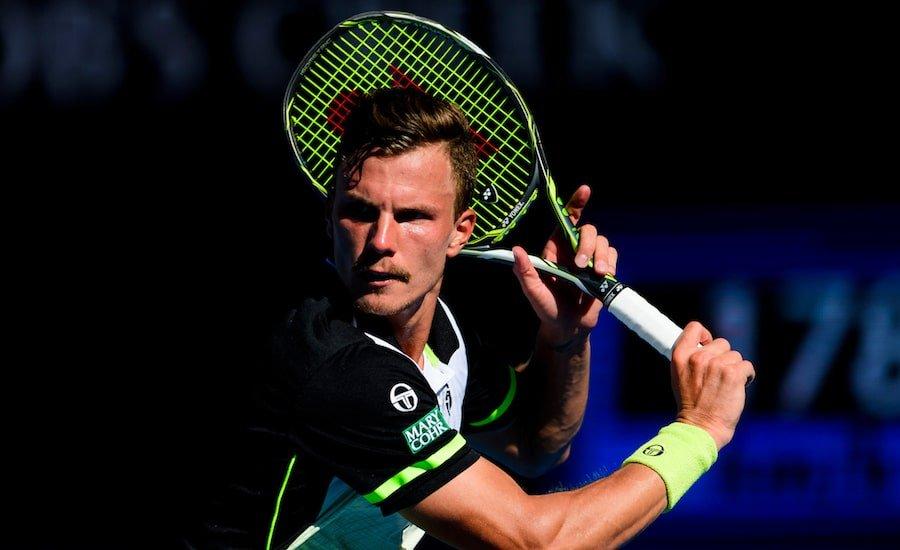 Marton Fucsovics tennis