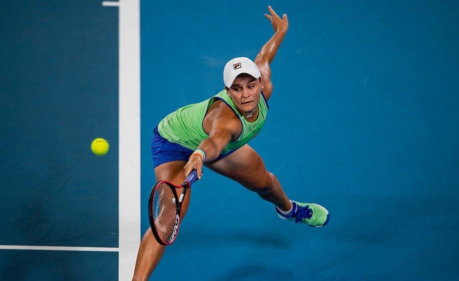 Ashleigh Barty Australian Open