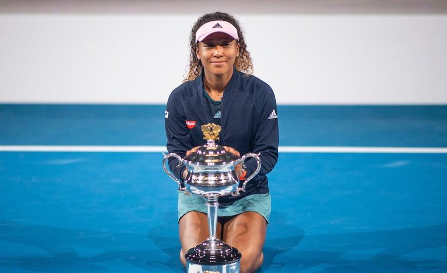 Naomi Osaka Australian Open 2019