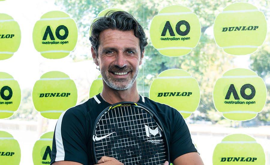 Patrick Mouratoglou ahead of Australian Open