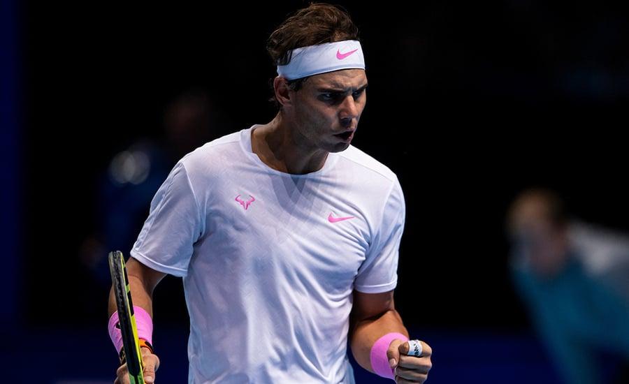 Rafael Nadal at ATP Finals