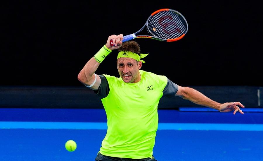 Tennys Sandgren - believes he can beat Roger Federer and Rafael Nadal