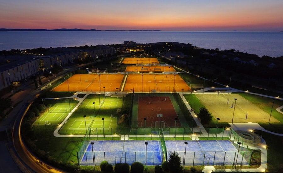 tennis holiday Croatia Annabel Croft