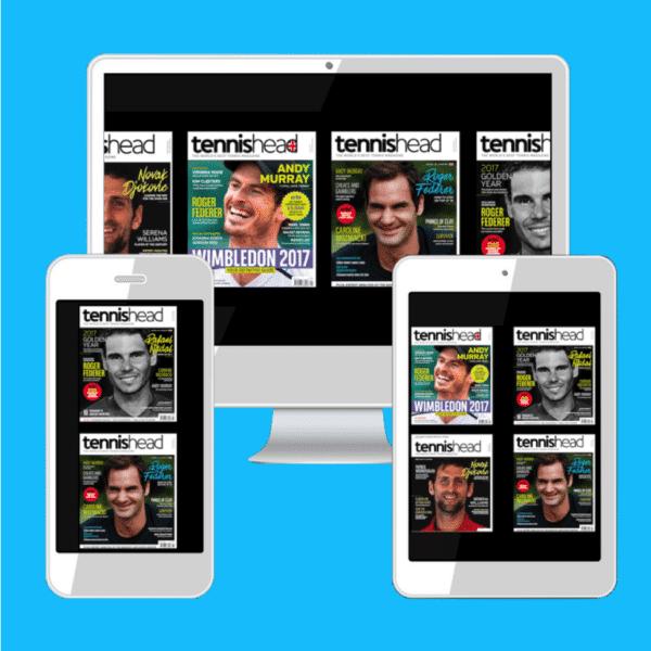 tennishead magazine digital subscription