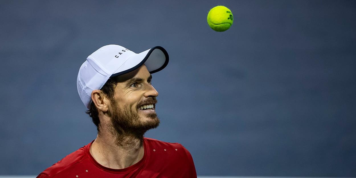 Andy Murray Shanghai