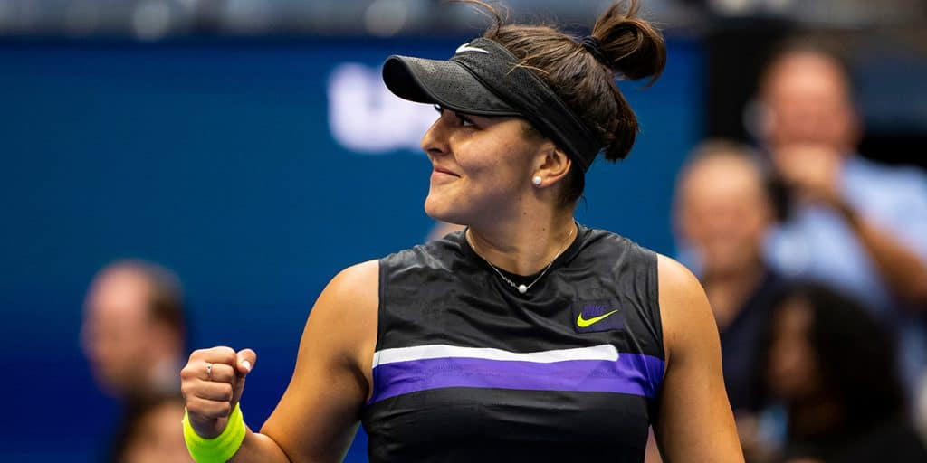 Bianca Andreescu on comeback trail