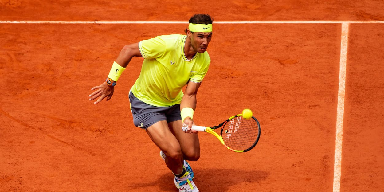 Rafa Nadal Italian Open