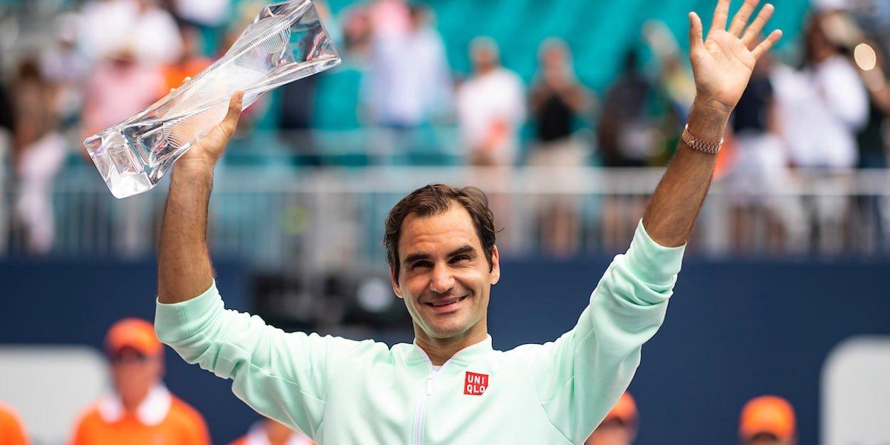 Roger Federer wins Miami Open 2019