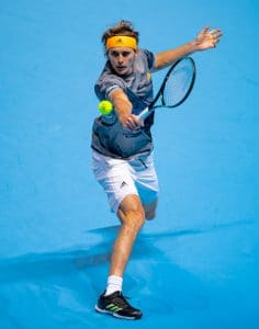 Alexander Zverev ATP Finals