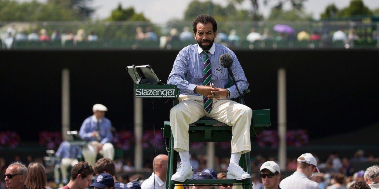 Nuni Umpire Wimbledon