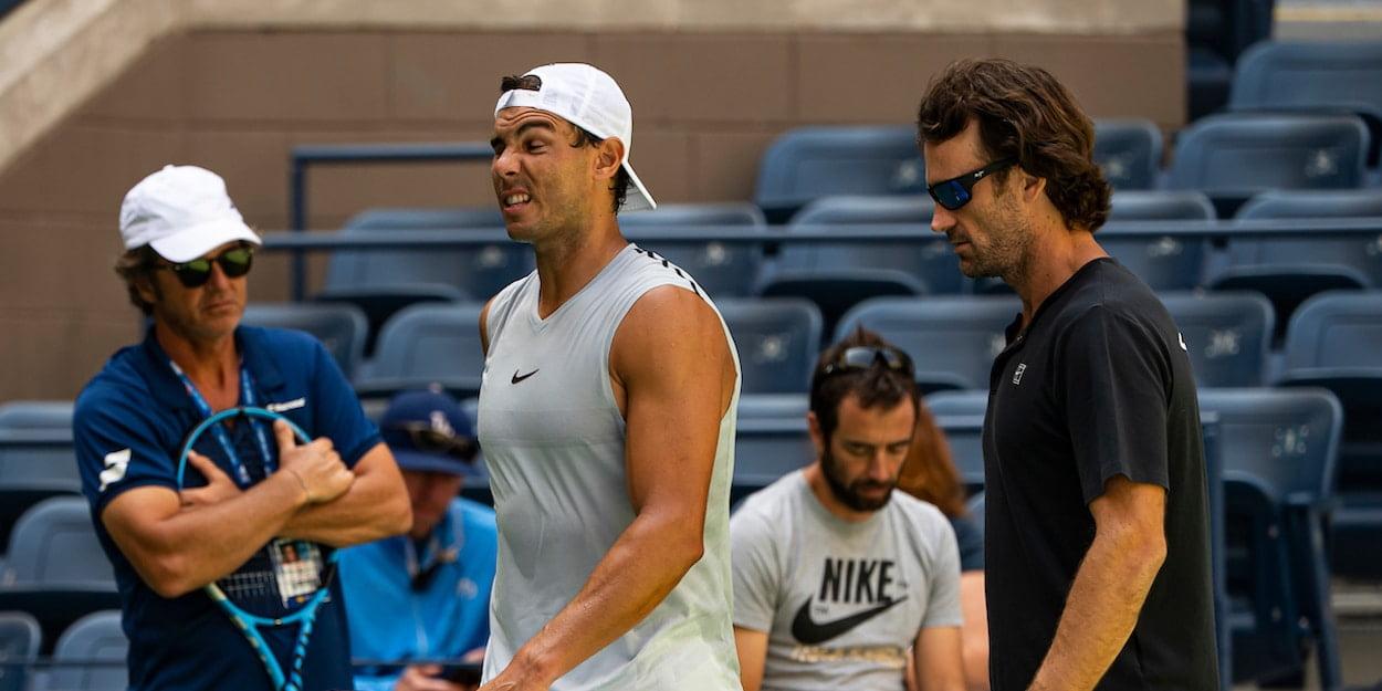 Rafa Nadal team