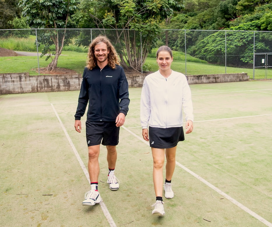 Babolat tennis clothing