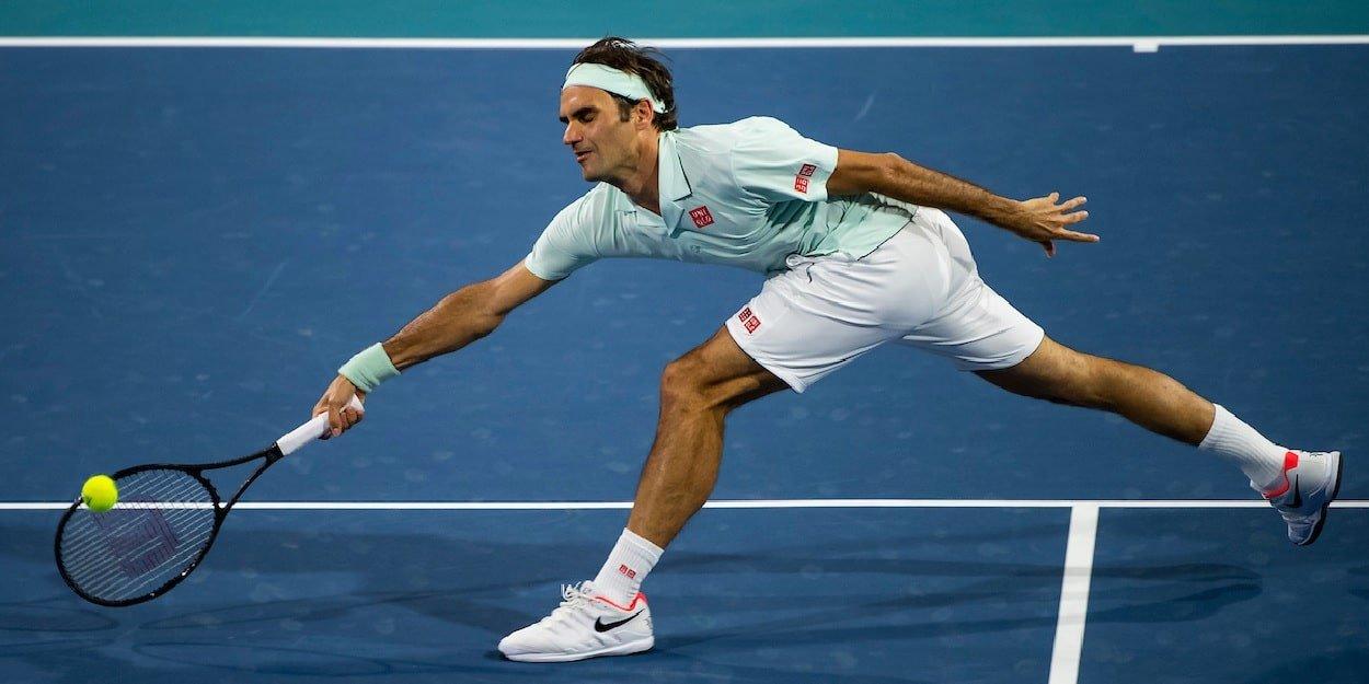 Roger Federer Miami