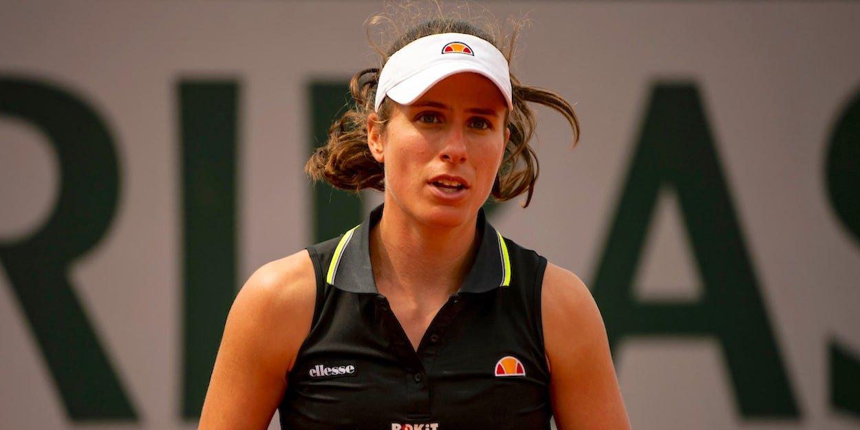 Jo Konta - WTA star