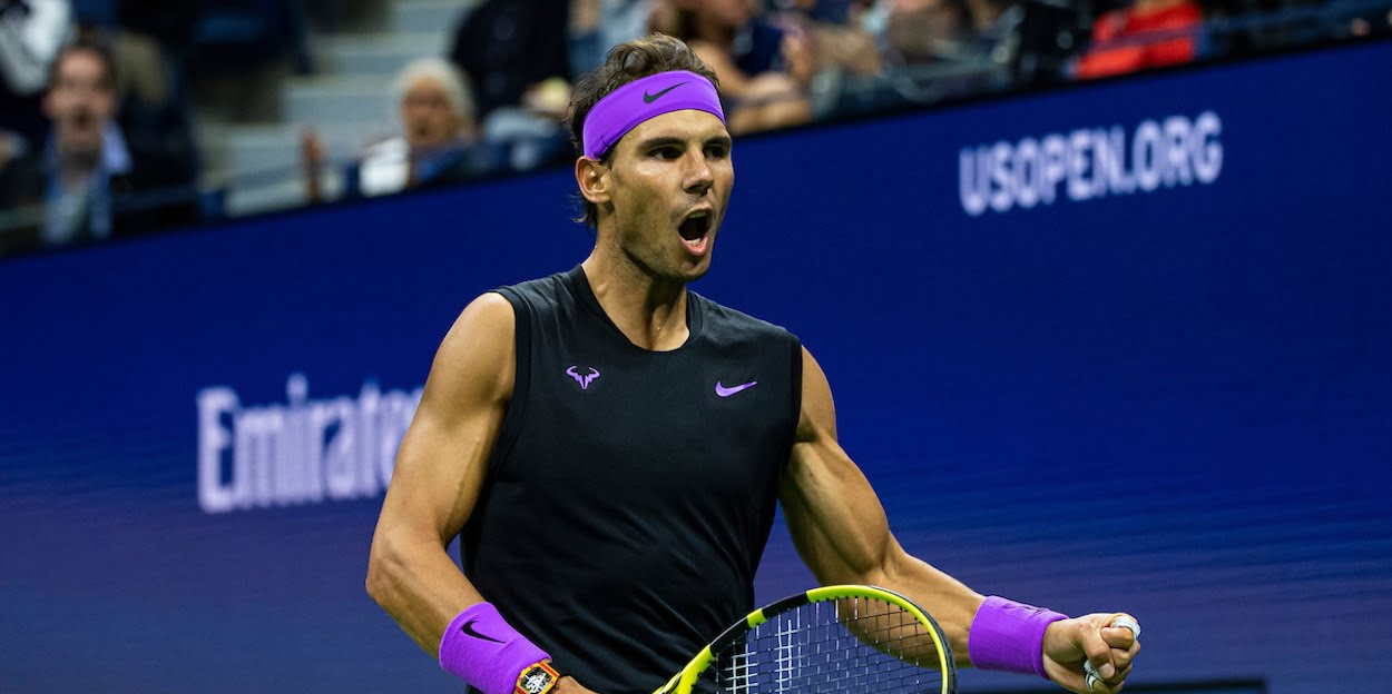 Rafa Nadal 2019 US Open final