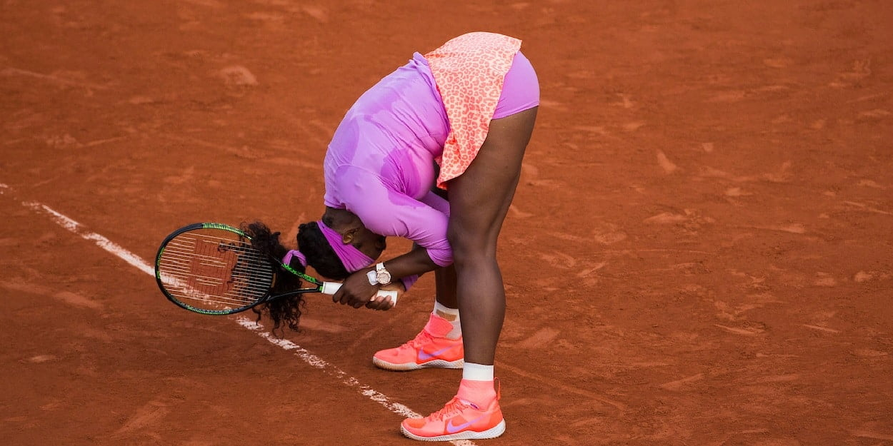 Serena Clay Loss