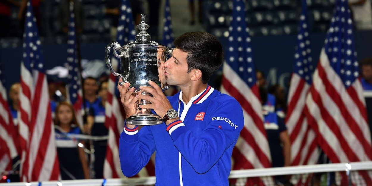 US Open Novak Djokovic
