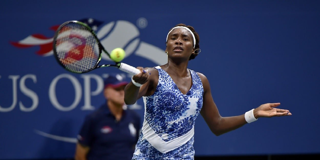 Venus Williams US