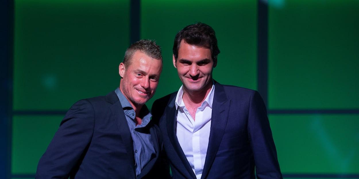 Lleyton Hewitt Roger Federer