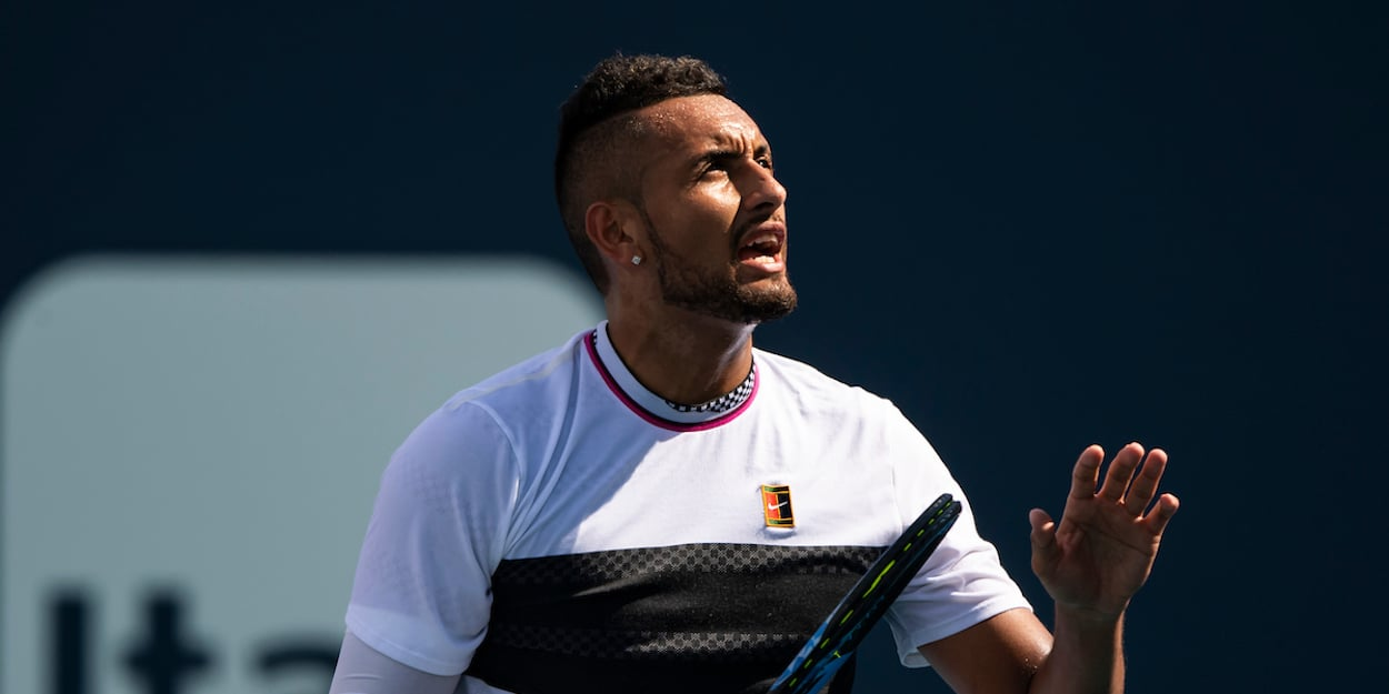 Nick Kyrgios Miami upset