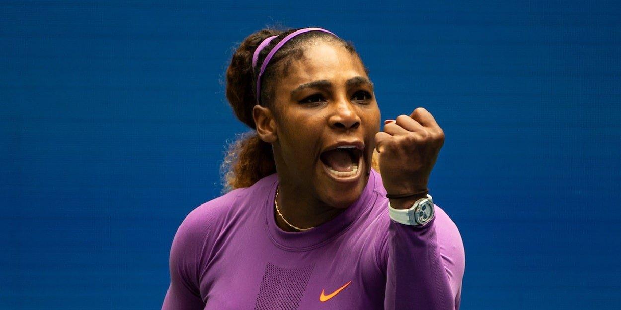 Serena Williams US