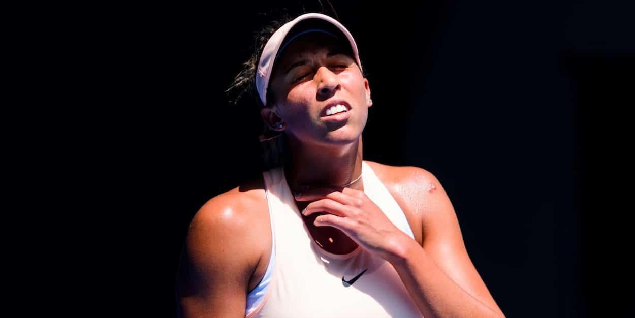 Madison Keys Australian Open