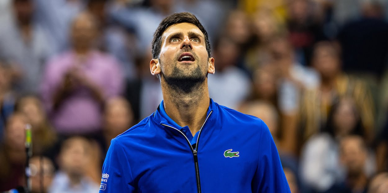 Novak Djokovic US Open 2019