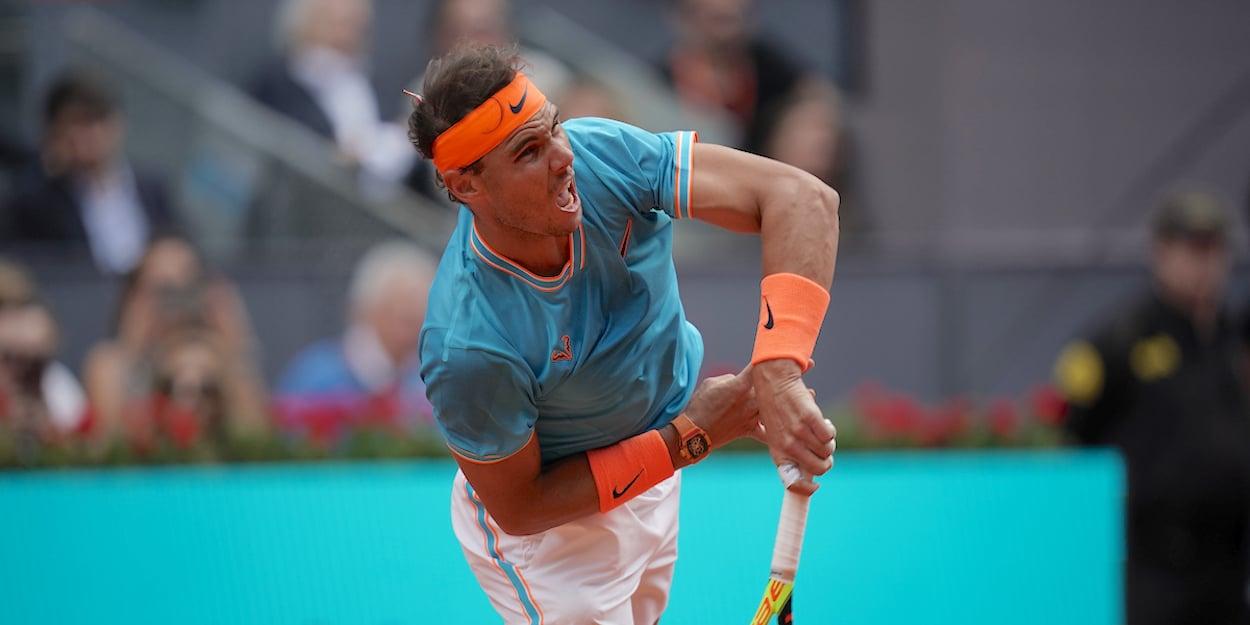 Rafa Nadal Madrid 2019