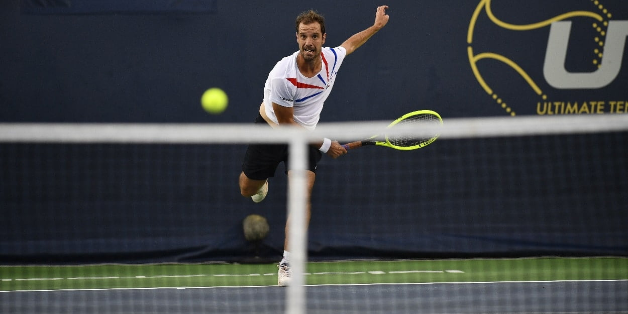 Richard Gasquet UTS