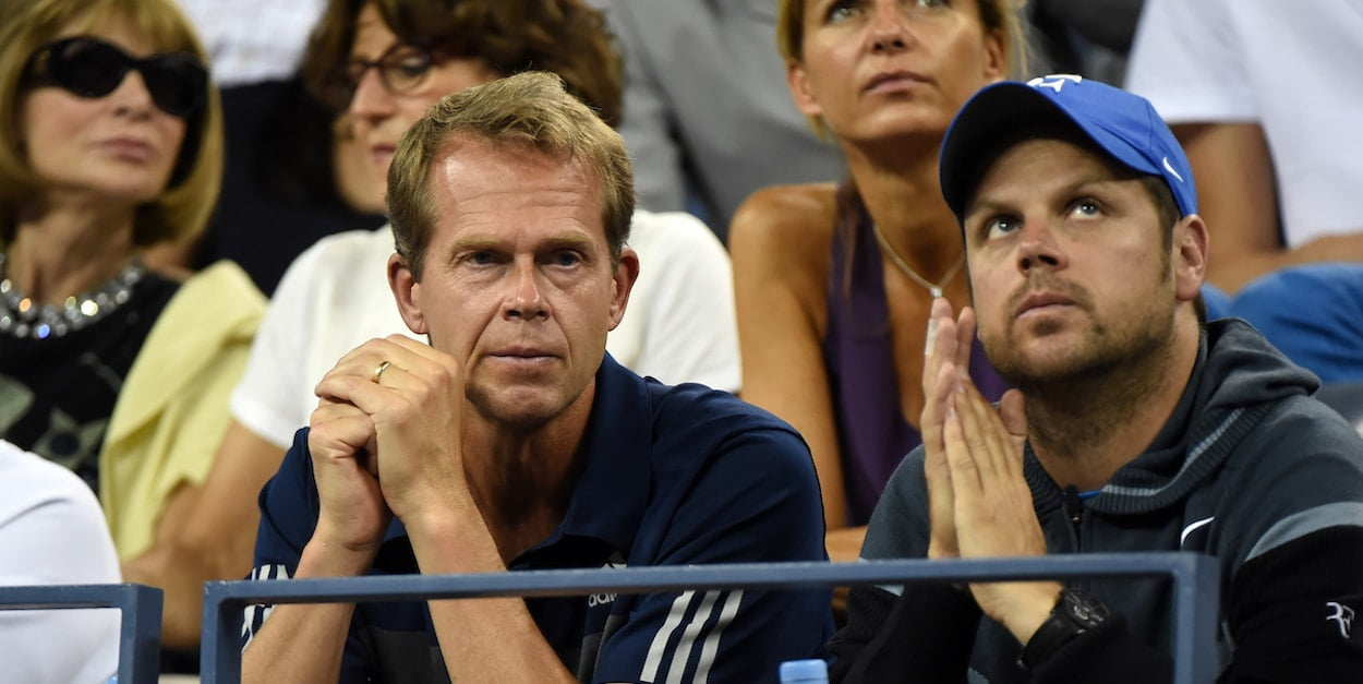 Stefan Edberg coach to Roger Federer in 2014 and 2014