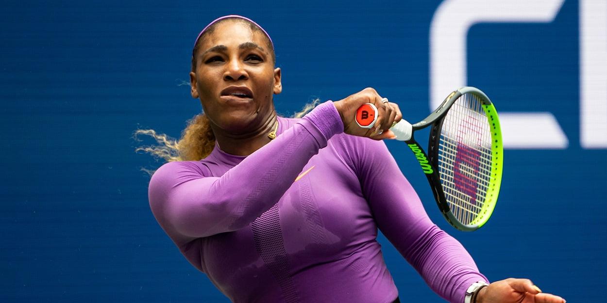 Serena Williams Rolland Garros draw